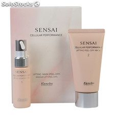 Kanebo - sensai cellular lifting mask (pell-off) 2 pz
