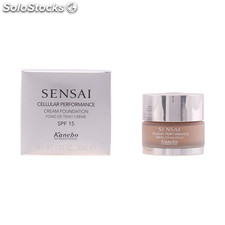 Kanebo - sensai CP cream foundation SPF15 cf-14 30 ml