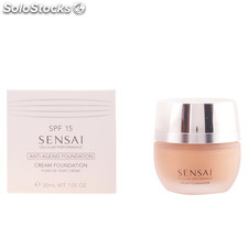 Kanebo SENSAI CP cream foundation SPF15 #CF24-amber beige 30 ml