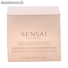 Kanebo - sensai silky bronze soothing after sun repair mask 50 ml