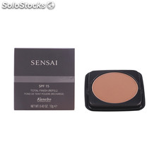 Kanebo - TOTAL FINISH refill sensai foundation 206-golden dune 12 gr