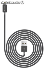Kanex Lightning a cable USB 1,2m negro