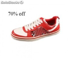 Kangaroo Mens Casual Shoes Sneakers In China Stock Clearance Sale MOQ 500 PAIRS