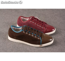 Kangaroo Mens Casual Shoes Sneakers Made In China Stock Clearance 500 MOQ