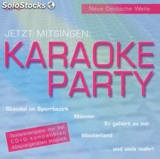 Karaoke CDGs /sortiert/ Deutsch & English