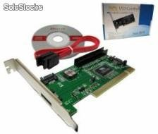 Karta pci to sata + bios