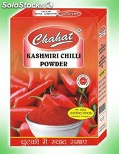 Kashmiri Red Chili Polvo
