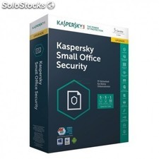 Kaspersky Lab - Small Office Security 5 Full license 5usuario(s) 1año(s) Español