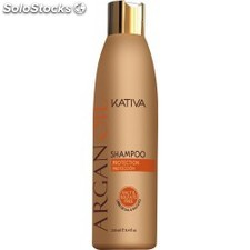 Kativa Champu Argan Oil 250 ml