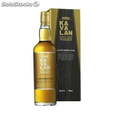 Kavalan single malt whisky bourbon cask 70cl 46% // whisky del mundo