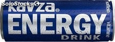 Kavza Energy Drink 250ml die blaue power für maximale energy