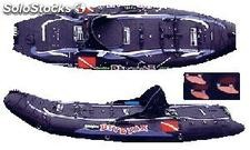 Kayak diveyak hinchable st5696 sevylor