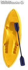Kayaks surfeo con remo