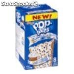Kellogg's pop tarts frosted confetti cupcake 8 toaster pastries 400G
