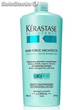 Kerastase Bain Force Architecte Champú reparador 1000ml.