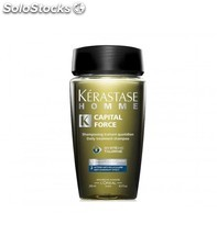 Kérastase homme - bain capital force purificante 250 ml