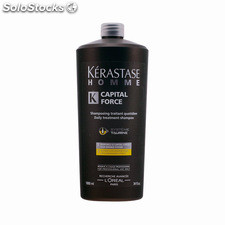 Kerastase - homme capital force bain vita-energisant 1000 ml