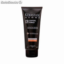 Kerastase - homme capital force gel ultra-fixant densifiant 200 ml