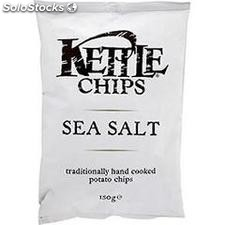 Kettle chips lightly salted