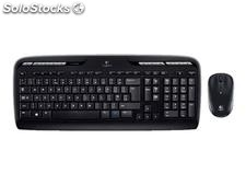 Keyboard Logitech Wireless Combo MK330 DE-Layout 920-008533