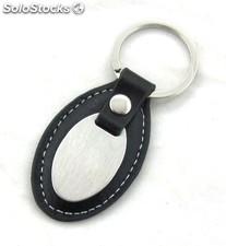 Keyholder. Black Leather