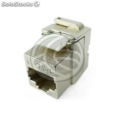 Keystone Cat.6A RJ45 Female to TB110 STP mounted without tools (RD63)