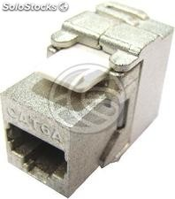 Keystone RJ45-Female to TB110 (Cat.6 STP without tools) (RD62)