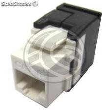 Keystone RJ45-Female to TB110 (Cat.6 UTP without tools) (RD61)