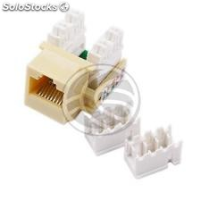 KeyStone RJ45 Female to TB110 (utp Cat.5e beige) (RC59)