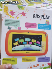 Kid play - customer returns