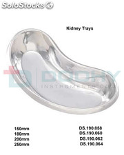 Kidney Tray 200 mm = DODHY Instruments Co
