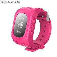 Kids Tracker GPS Watch ii G10 Rosa