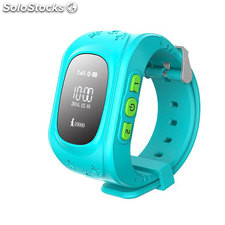 Kids tracker GPS watchii G10 azul