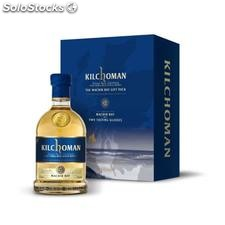 Kilchoman single malt whisky pack // whisky escocés