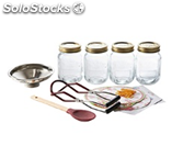 Kilner kil 10 piece preserving starter set