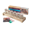 Kilner kil 20 piece spice jar set