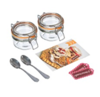 Kilner kil 7 piece dessert jar set