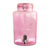 Kilner kil clip top pink drinks dispenser 5LT