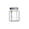 Kilner kil hexagonal twist top jar 110ML