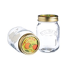 Kilner kil preserve jars with fruit lids 0.5LT