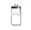 Kilner kil push top storage jar 1.5LT