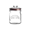 Kilner kil push top storage jar 1LT