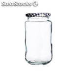 Kilner kil round twist top jar 580ML