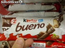Kinder Bueno single pack & three pack