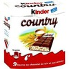 Kinder country X9 211.5G