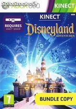 Kinect disneyland adventures bundle copy (Xbox 360)