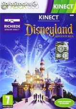 Kinect Disneyland Adventures (italian version) Xbox 360