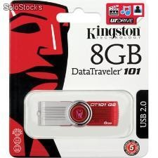 Kingston DT101 G2Pendrive USB (Merchandising) 8GB
