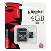 Kingston micro sd 4gb clase 4