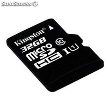 Kingston SDC10G2/32GB micro sd hc clase 10 32GB